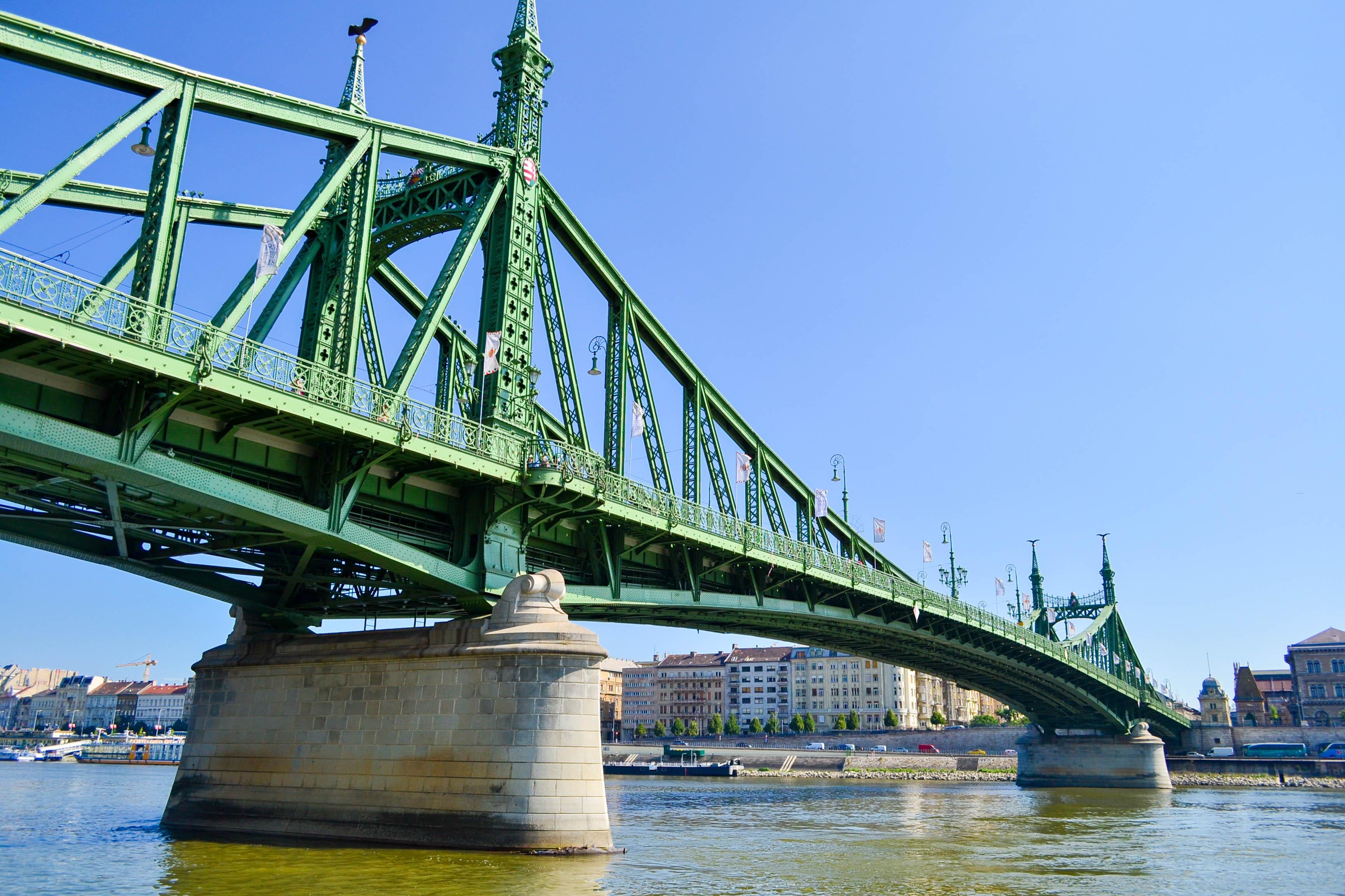 Угорщина Будапешт міст