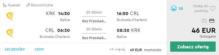 Краків - Брюссель - Краків