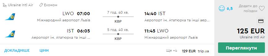 Львів -Стамбул - Львів >>