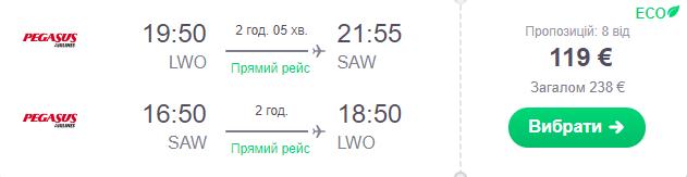 Львів - Стамбул - Львів