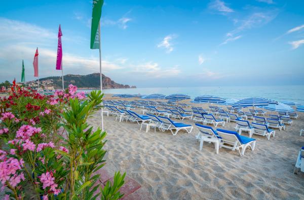 Туреччина Аланія пляж