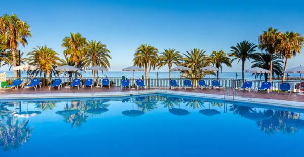 готель 4* Sol Puerto de la Cruz Tenerife тенерифе