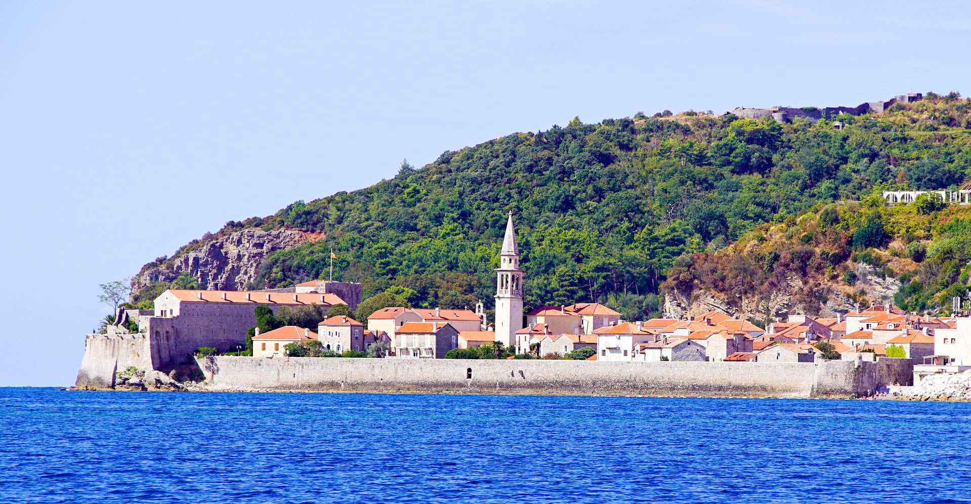 Чорногорія Будва море