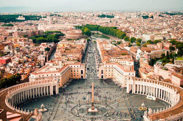 Італія Рим Ватикан