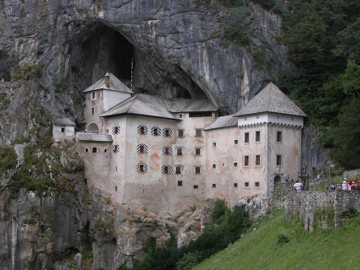 замок словенія