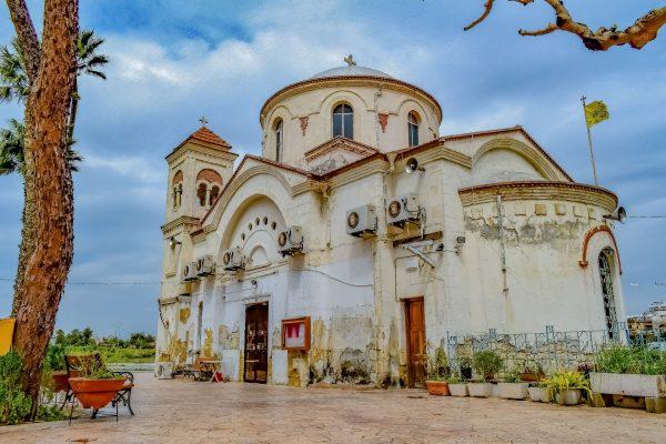 ларнака церква