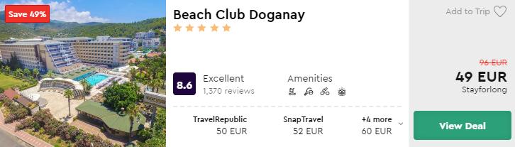 Beach Club Doganay