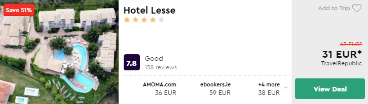 Hotel Lesse