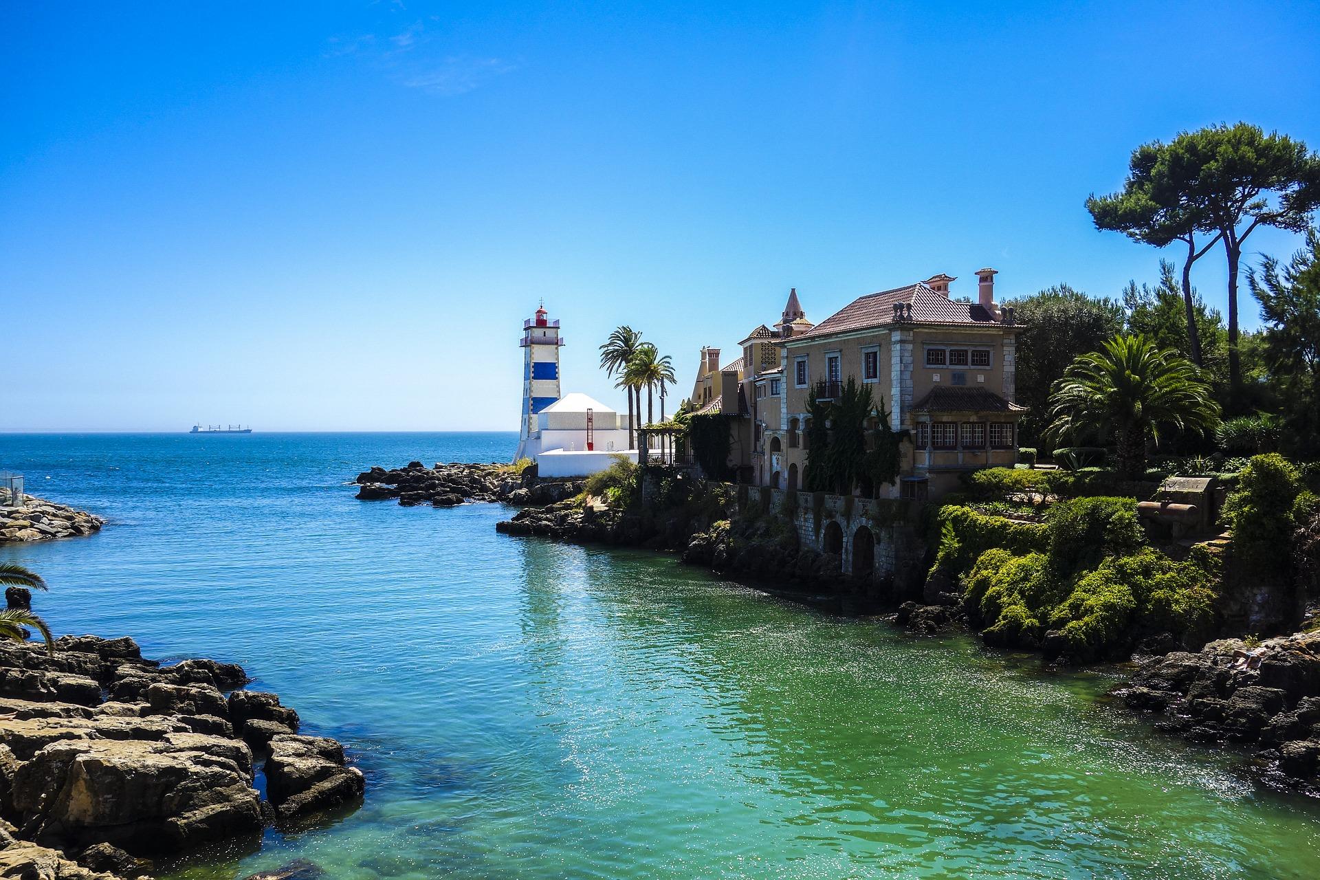 Португалія Лісабон маяк