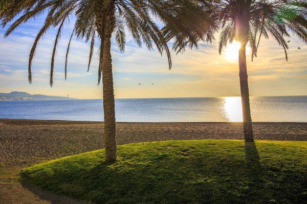 Іспанія Андалусія Малага море
