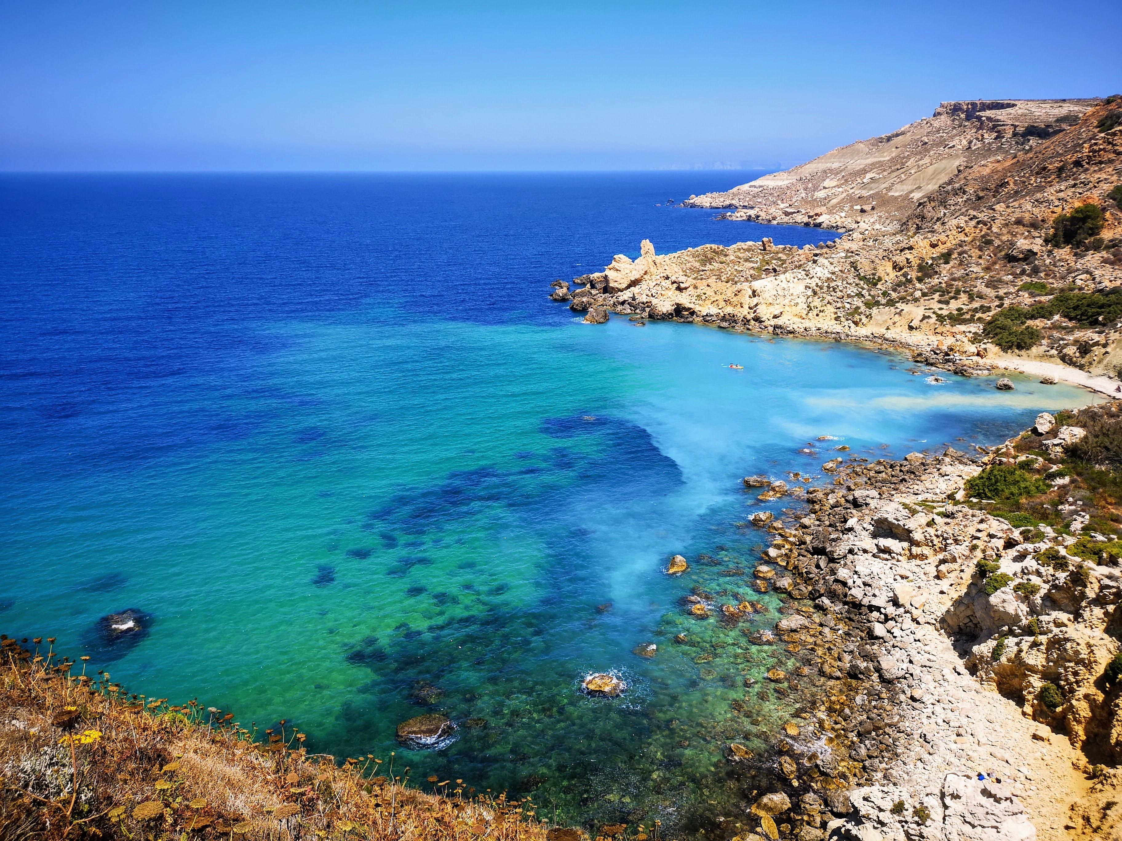 Мальта море