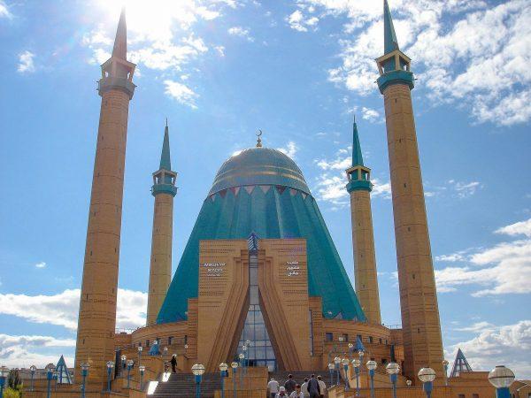 Азербайджан Баку мечеть