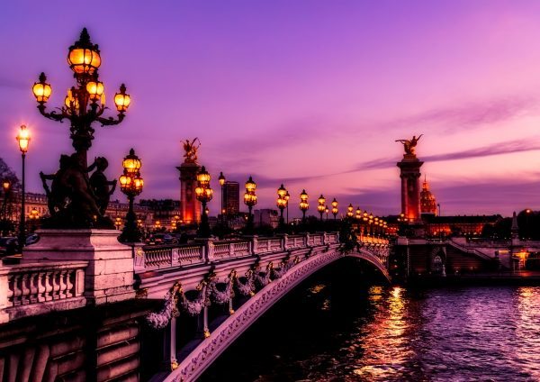 Франція Париж міст