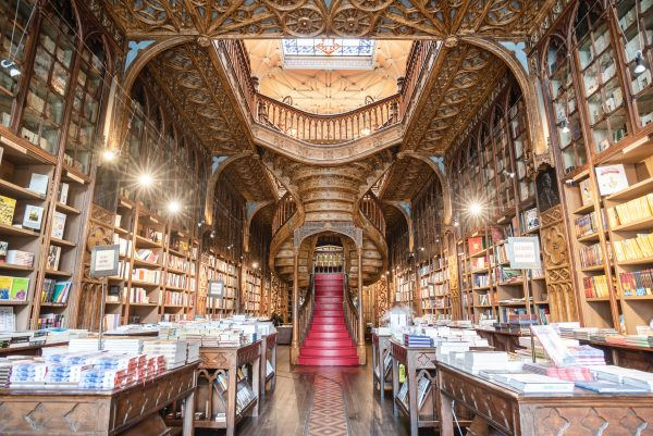 порту книжковий магазин