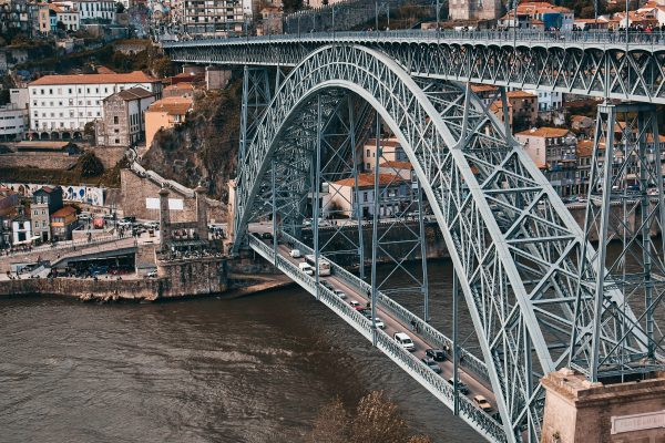 порту мост