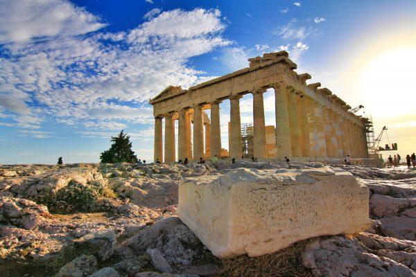 Греція Афіни Акрополь