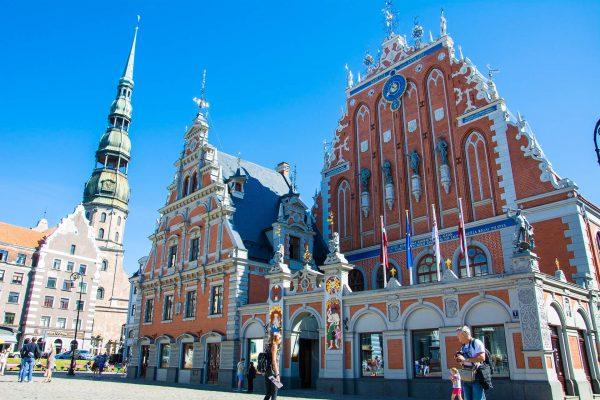 Латвія, Рига