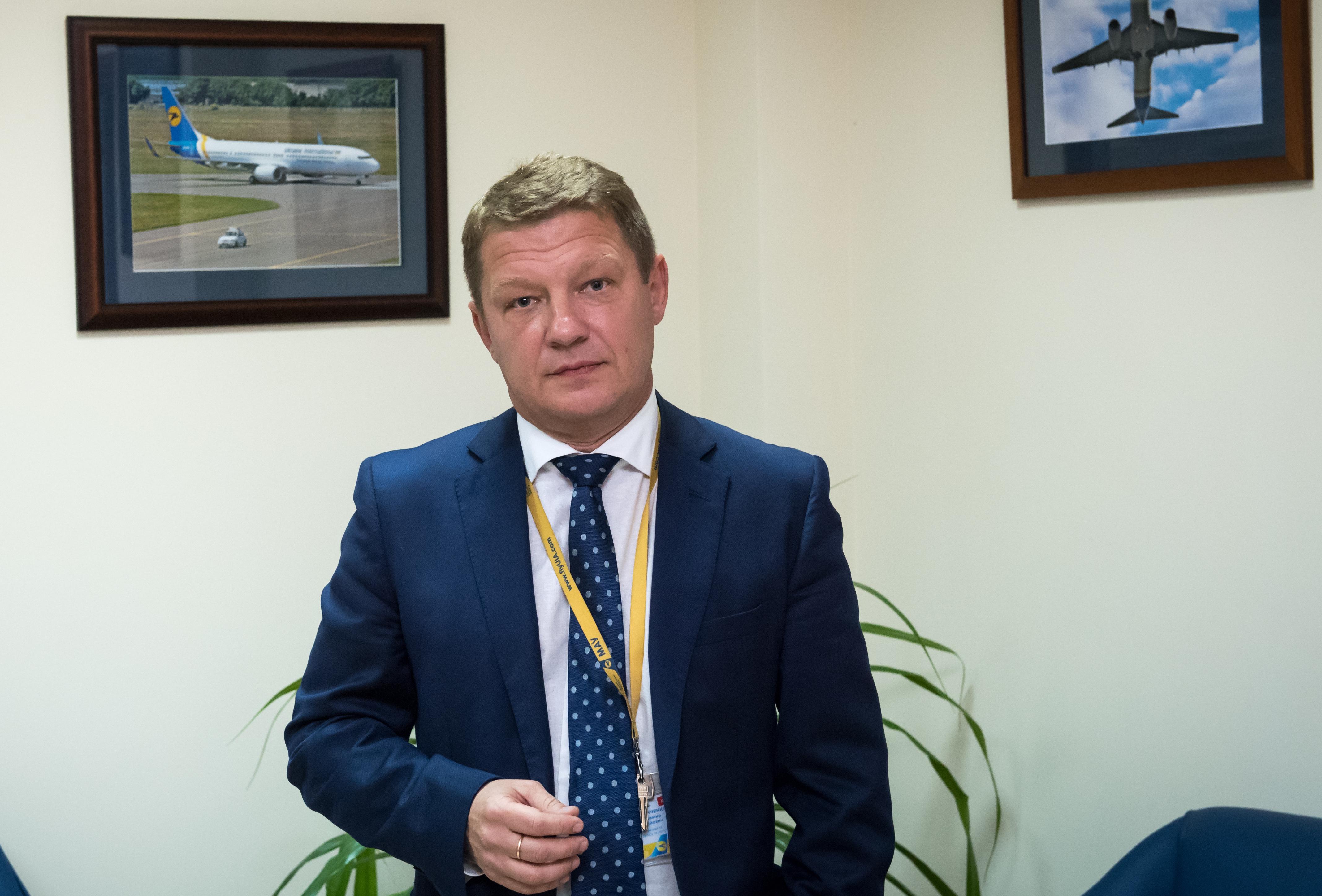 Володимир Семенченко МАУ