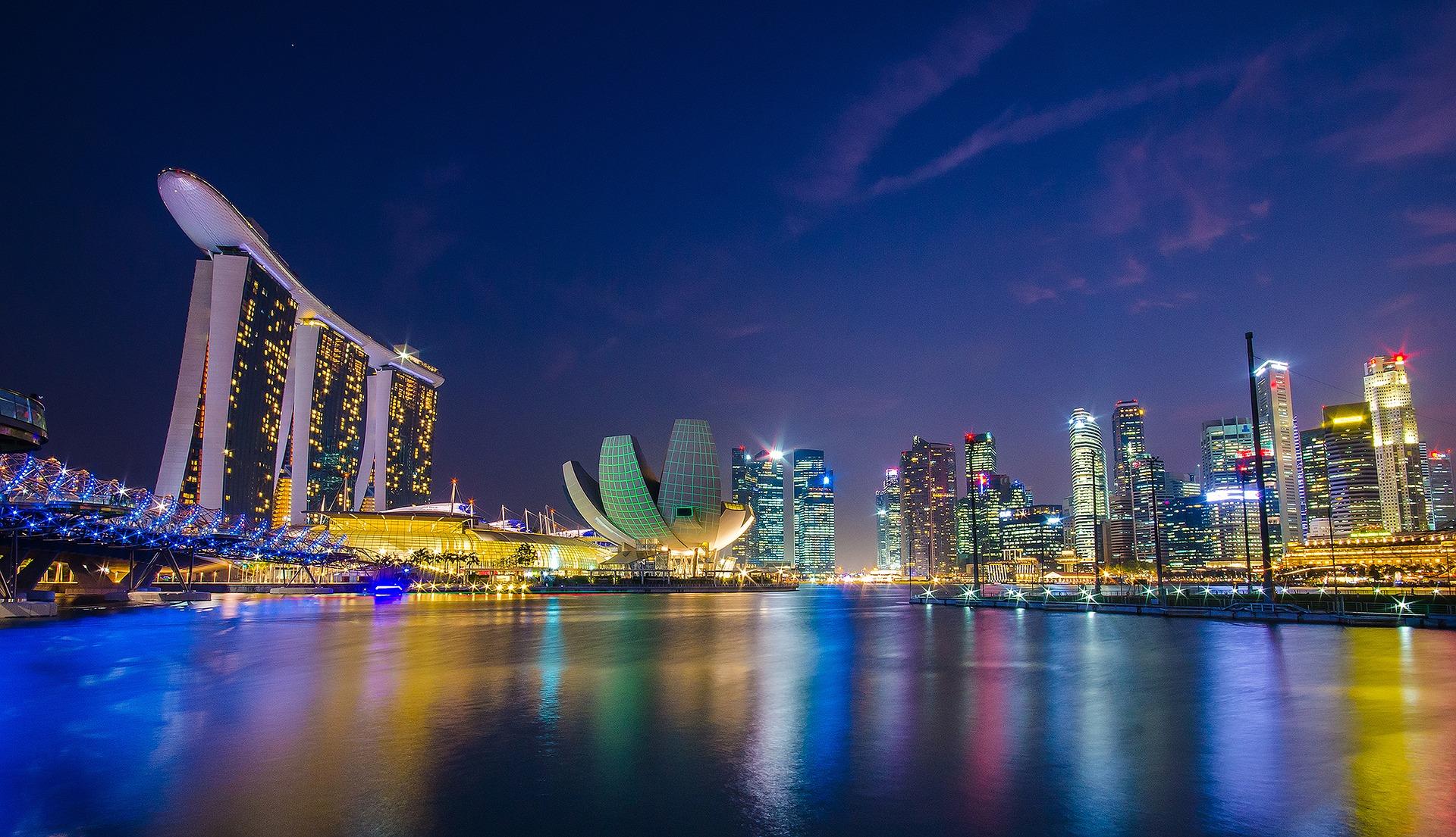 Сінгапур Marina Bay