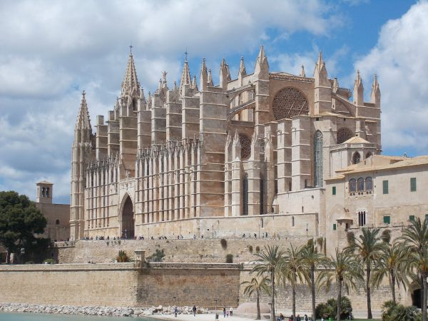 майорка пальма собор
