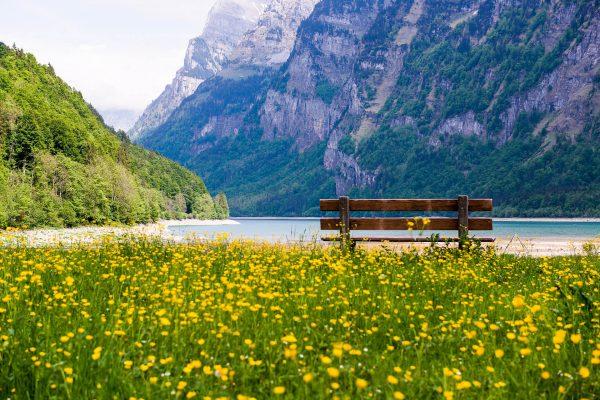 Швейцарія Женевське озеро