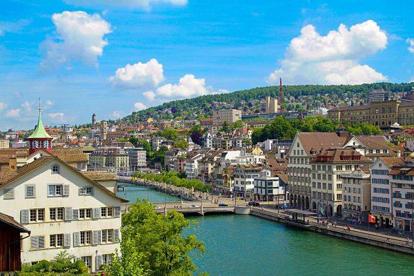 Швейцарія Цюріх