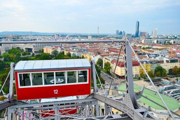 Австрія Відень колесо