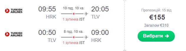 Харків - Тель-Авів -Харків >>