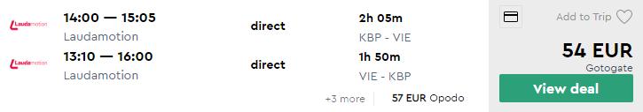 Київ - Відень -Київ >>
