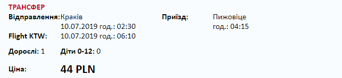 Краків - Катовіце