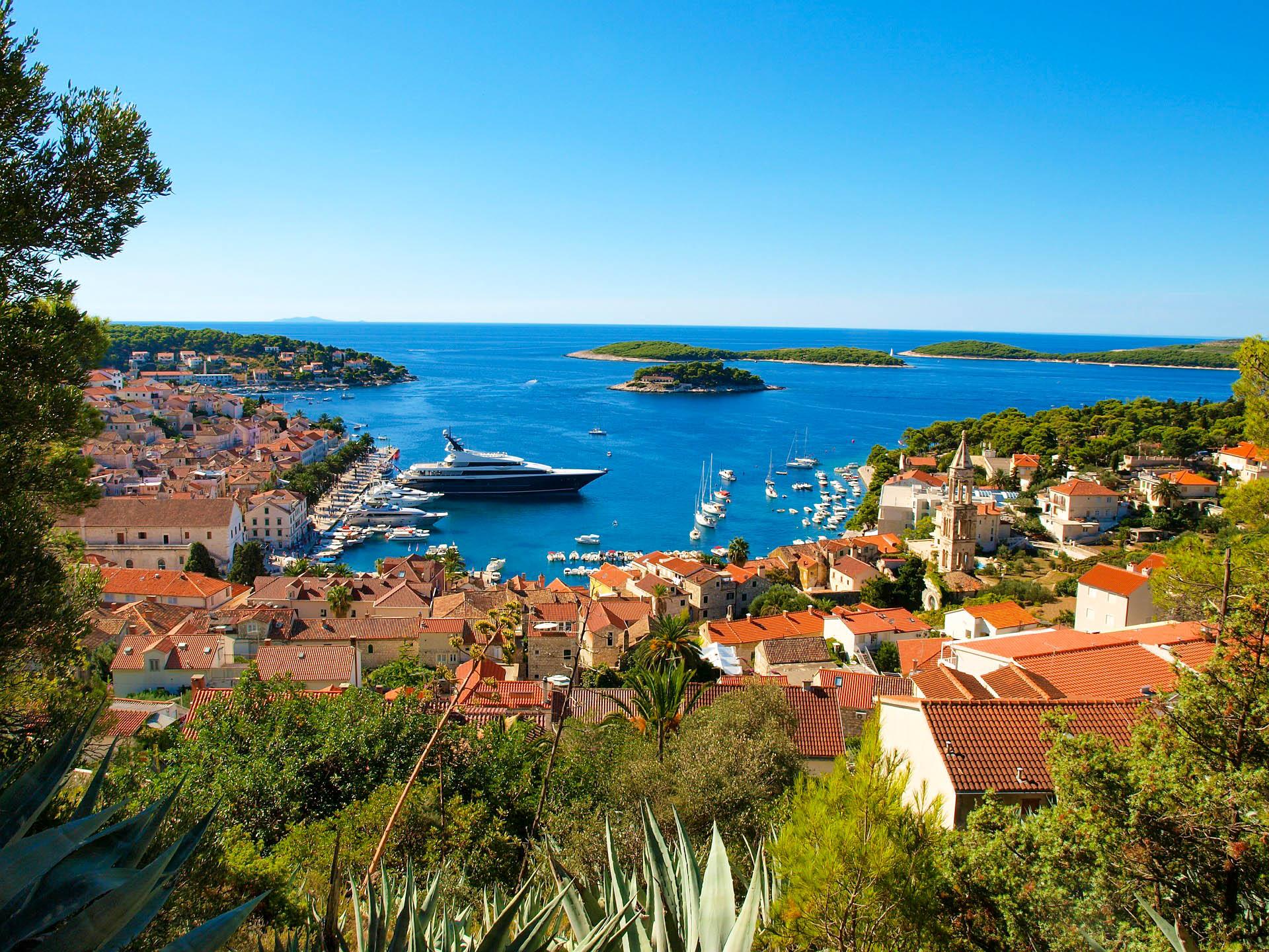 Хорватія бухта