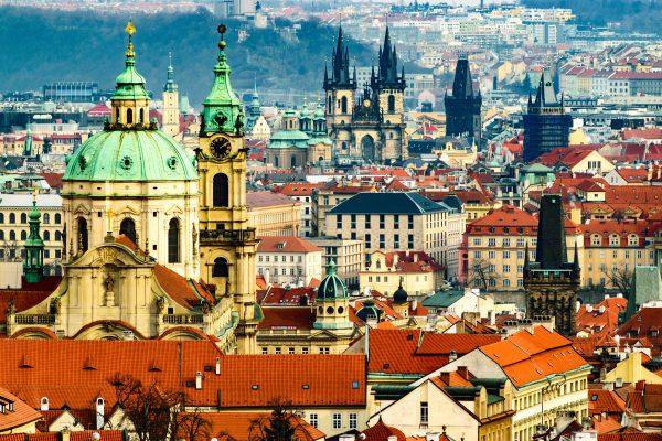 Чехія Прага