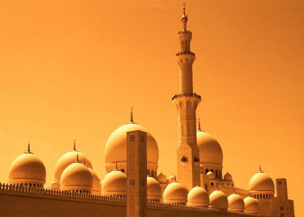 ОАЕ Дубай мечеть
