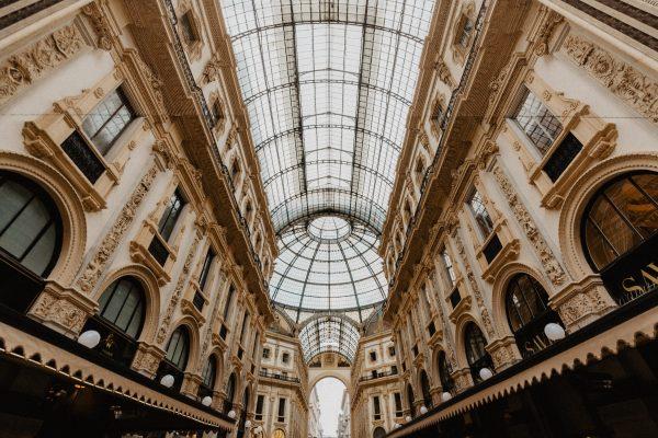 Італія Мілан галерея