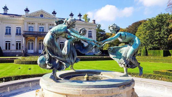 Бельгія Антверпен фонтан