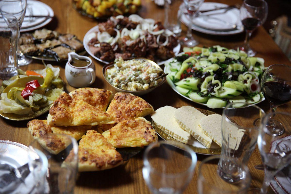 грузинська кухня