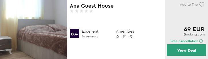 Ana Guest House