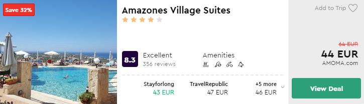 Amazones Village Suites