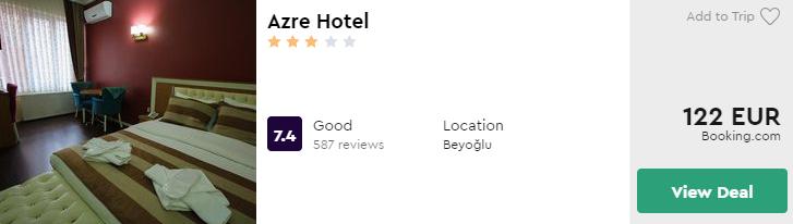 Azre Hotel