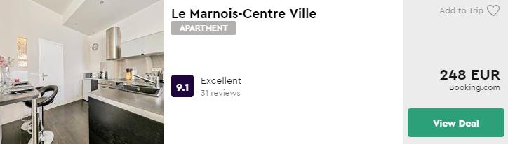 Le Marnois-Centre Ville