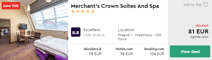 Merchant's Crown Suites And Spa