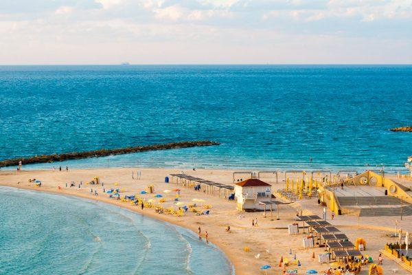 Ізраїль море