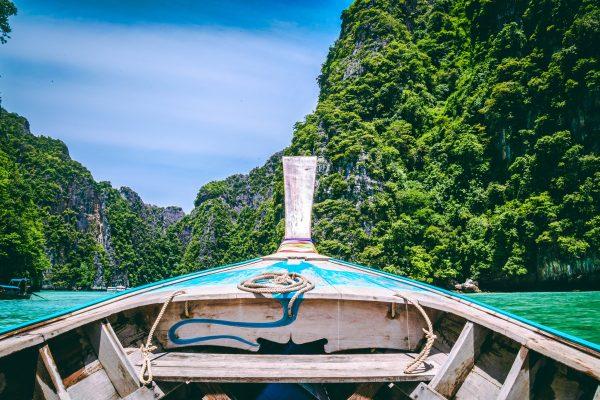 Таїланд Пхі-Пхі човен