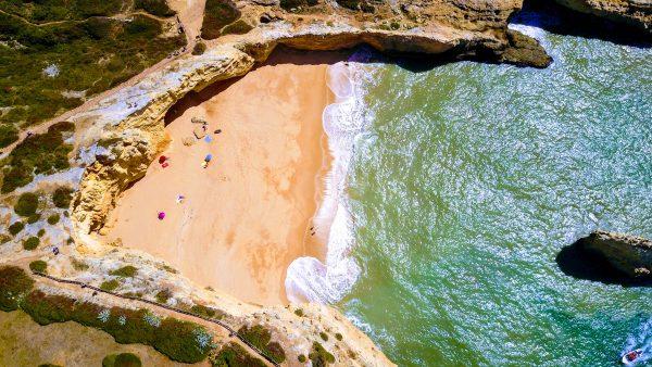 Португалія Алгарве пляж