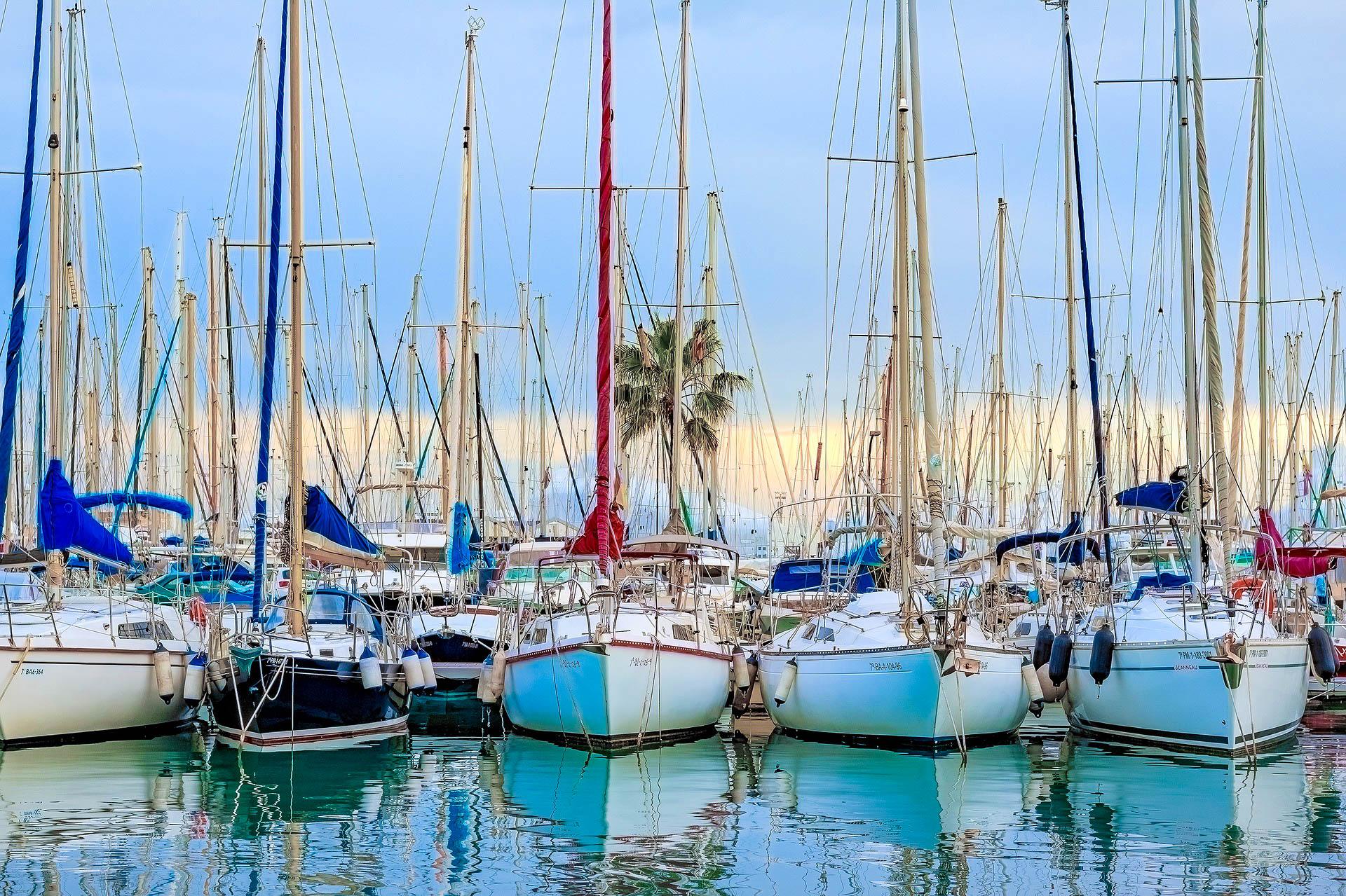 Іспанія Майорка яхти