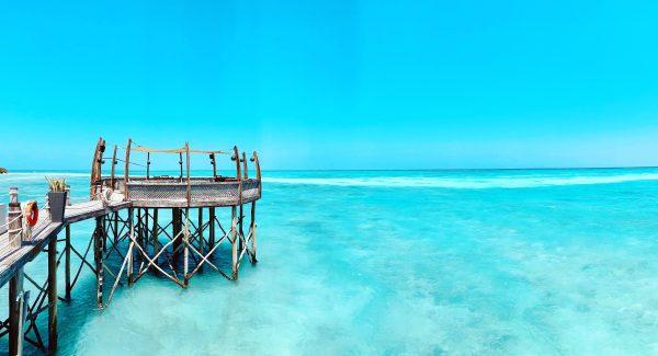 Танзанія Занзібар Індійський океан