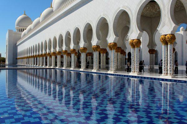 ОАЕ мечеть