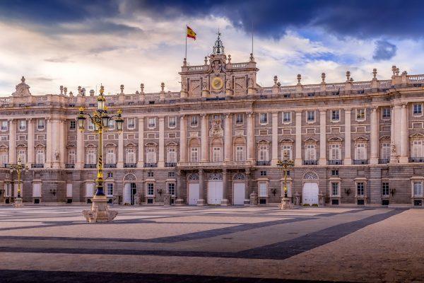 мадрид королівський палац
