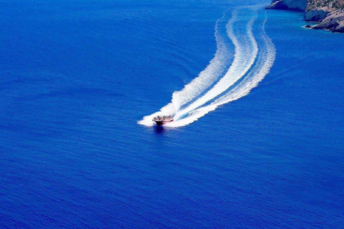 Греція море