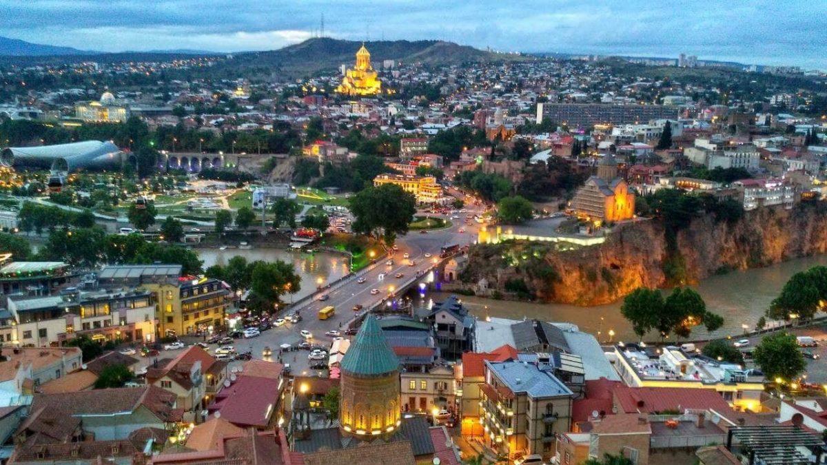 столиця грузії тбілісі
